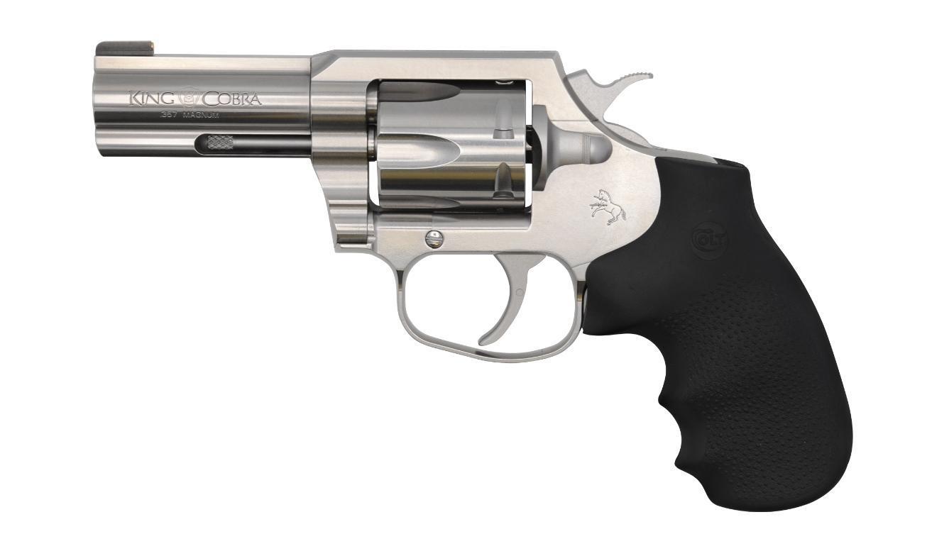 Colt Cobra Revolver-img-0