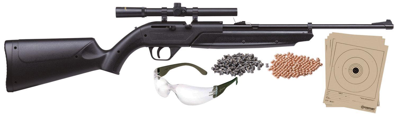 Crosman Pumpmaster Rifle Kit-img-1