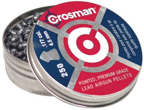 Crosman Pointed Pellets-img-1