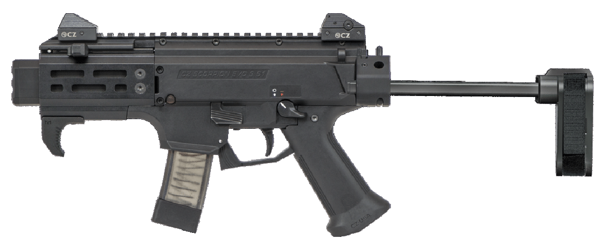 CZ-USA Micro Pistol Scorpion EVO 3 S2-img-0