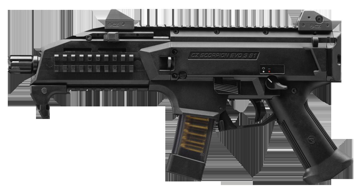CZ-USA Pistol Scorpion EVO 3 S1-img-7