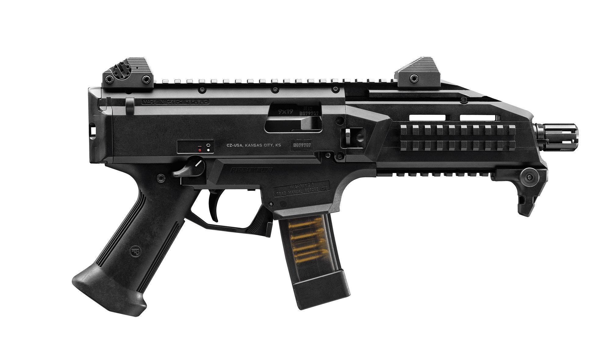 CZ-USA Pistol Scorpion EVO 3 S1-img-5