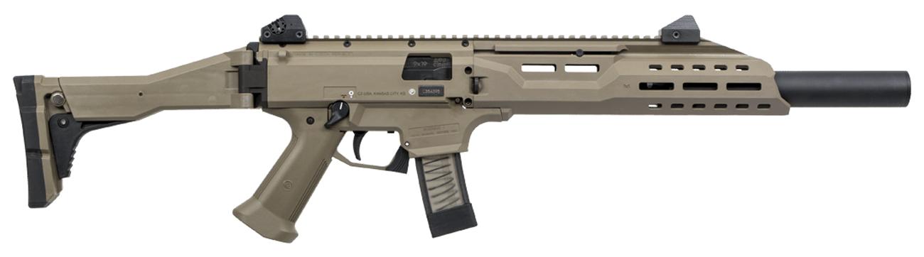 CZ-USA Carbine with Fux Suppressor Scorpion EVO 3 S1-img-4