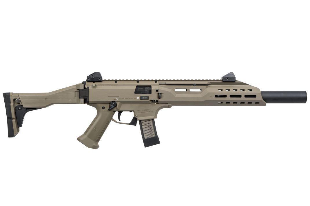 CZ-USA Carbine with Fux Suppressor Scorpion EVO 3 S1-img-2