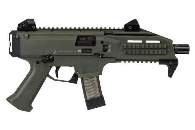 CZ-USA Pistol Scorpion EVO 3 S1-img-0