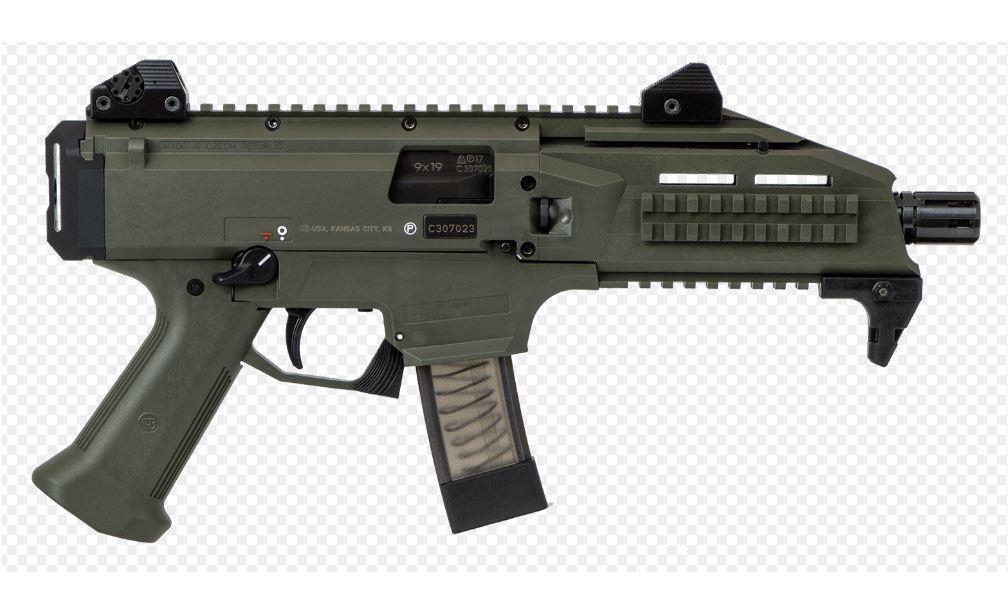 CZ-USA Pistol Scorpion EVO 3 S1-img-3