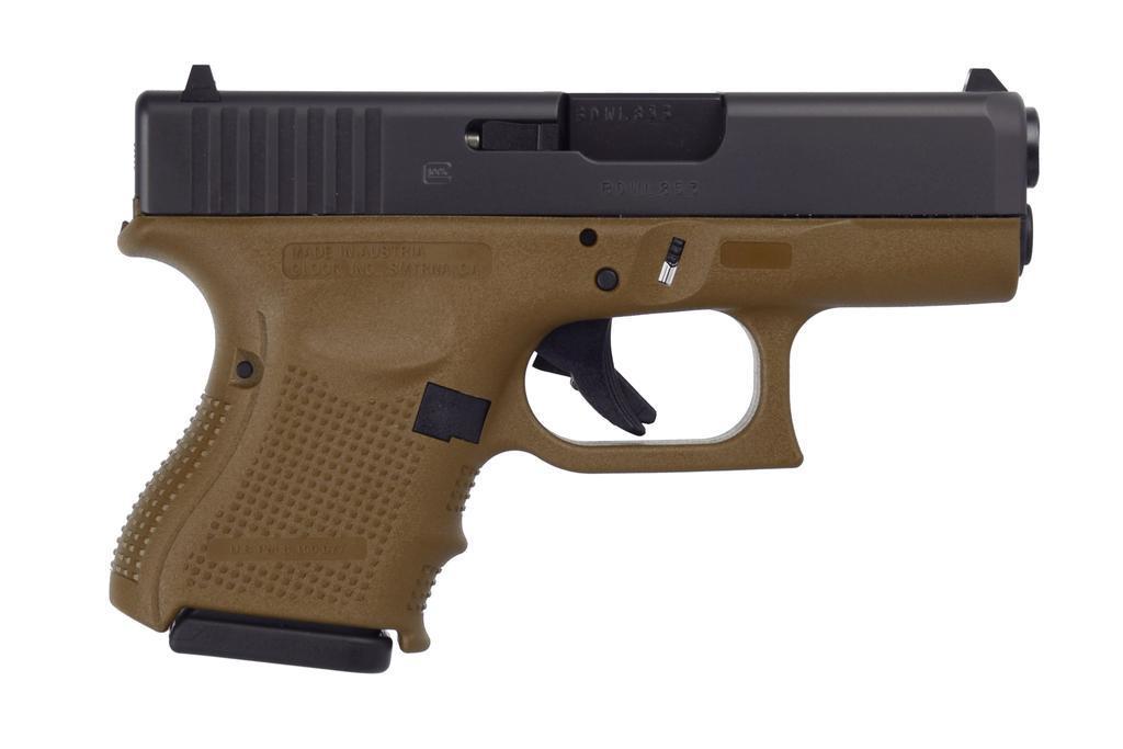 Glock G27 G4 Flat Dark Earth D-img-0