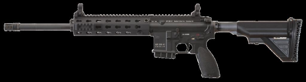 Heckler & Koch A1 MR556-img-2