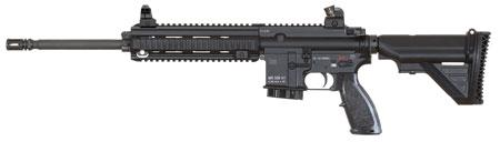 Heckler & Koch A1 with Fixed Buttstock MR556-img-0