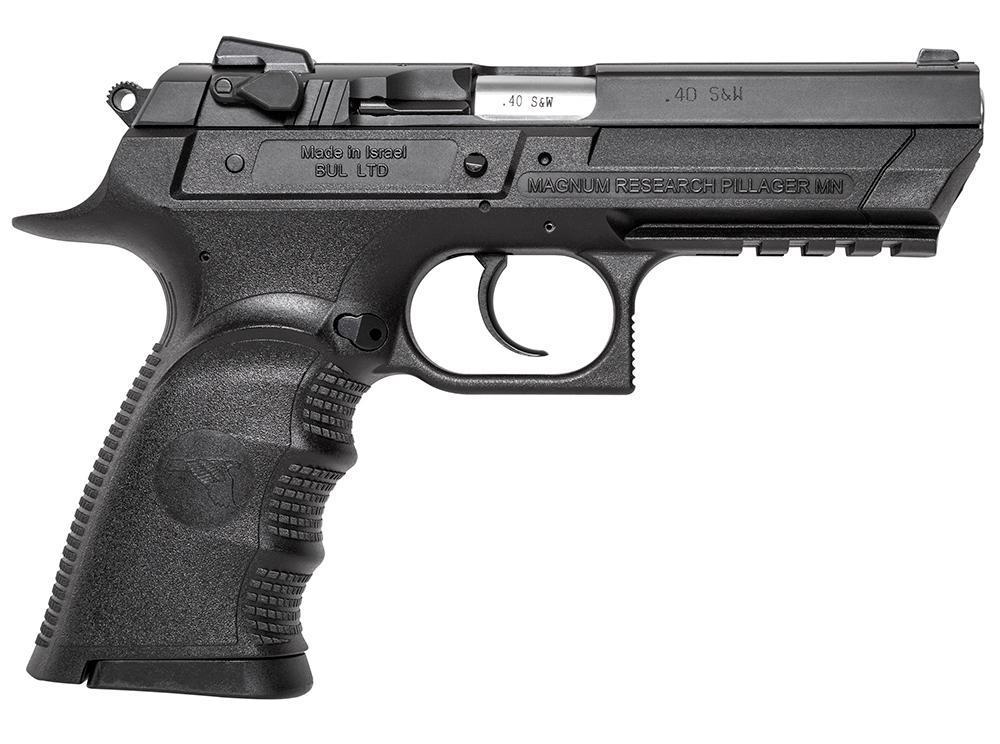 Magnum Research Inc  Baby Eagle III-img-1