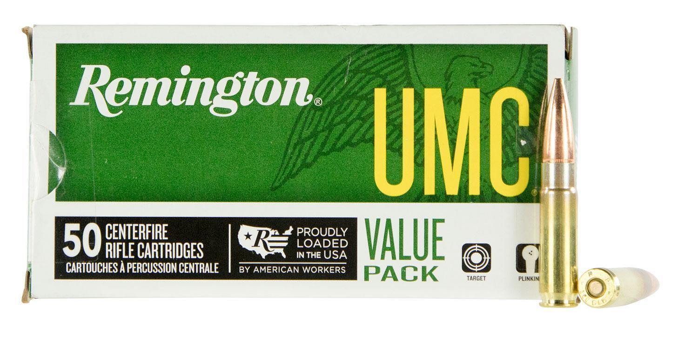 Remington UMC .300 AAC Blackout (7.62x35mm) 50BX-img-0