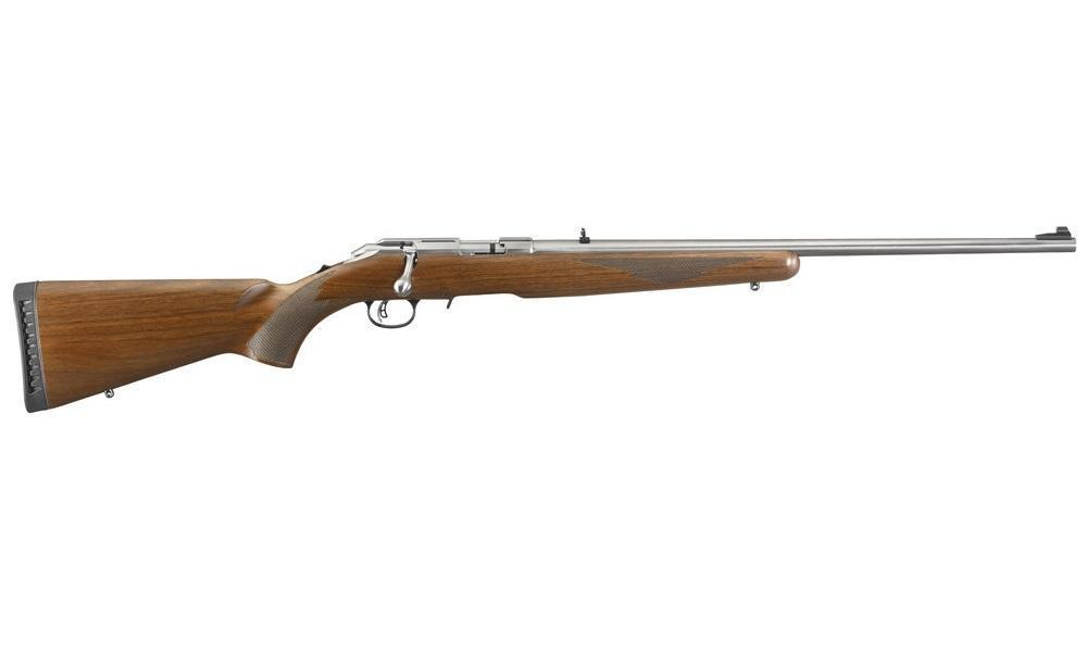 Ruger American Rifle Stainless Wood-img-0