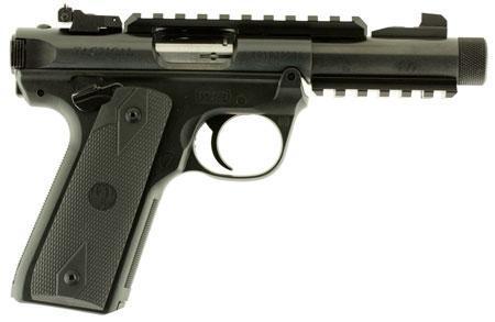 Ruger Mark Mark IV 22/45 Tactical-img-2