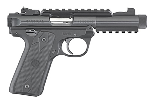 Ruger Mark Mark IV 22/45 Tactical-img-4