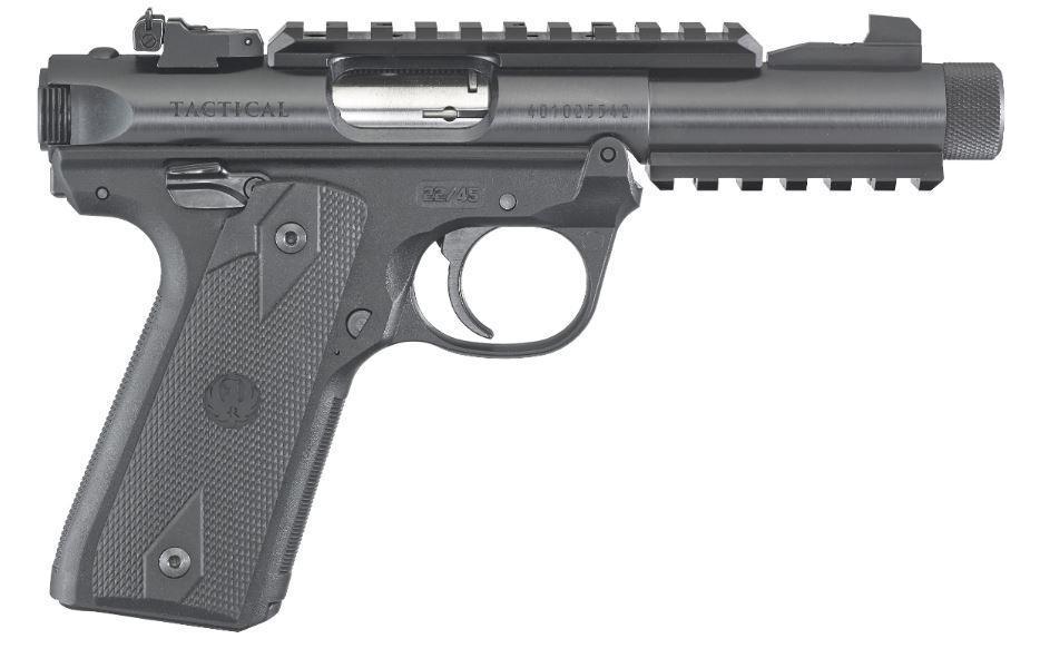 Ruger Mark Mark IV 22/45 Tactical-img-6