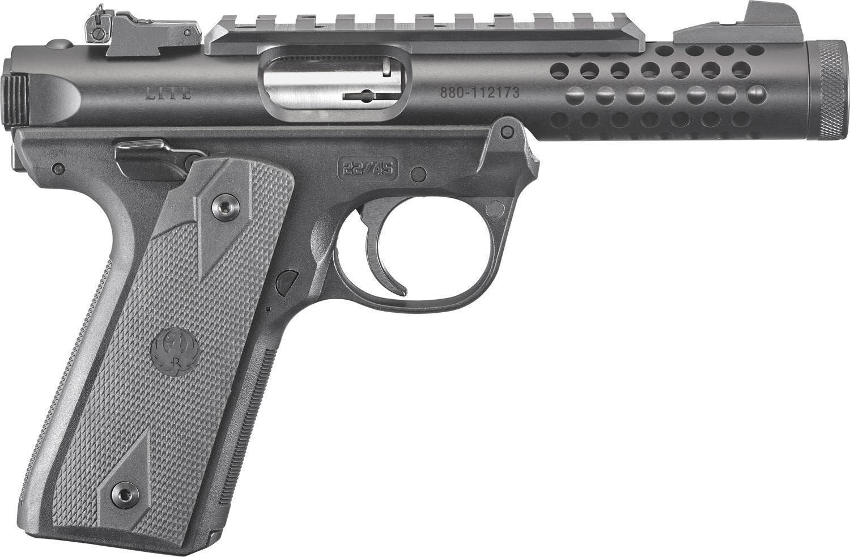 Ruger Mark Mark IV 22/45 Tactical-img-5