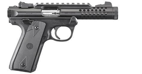 Ruger Mark Mark IV 22/45 Tactical-img-3