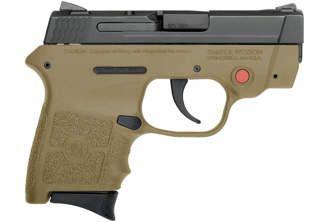 Smith & Wesson M&P M&P Bodyguard 380-img-1