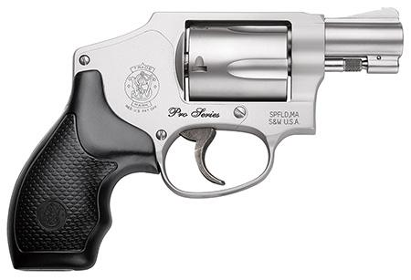 Smith & Wesson J Frame (Small) 642 Pro-img-2